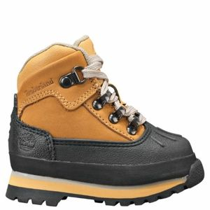 Timberland Shell-Toe Euro Hiking Boots Toddler